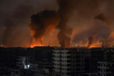 Baltimore Jewish Life Suspected Israel Missile Attack Kills 26