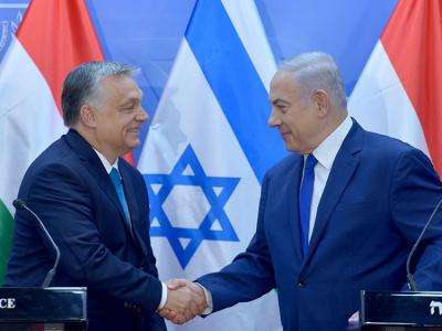 Netanyahu och romney delar givare